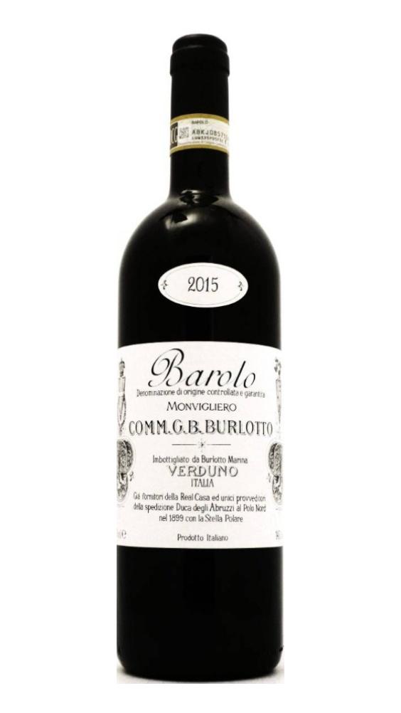 Barolo Monvigliero DOCG 2015 by Burlotto (Piedmont)