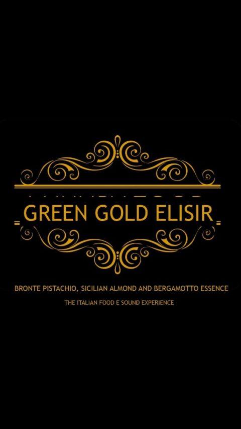 Green Gold Elixir
